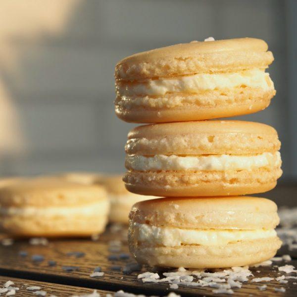 Kookos Macarons