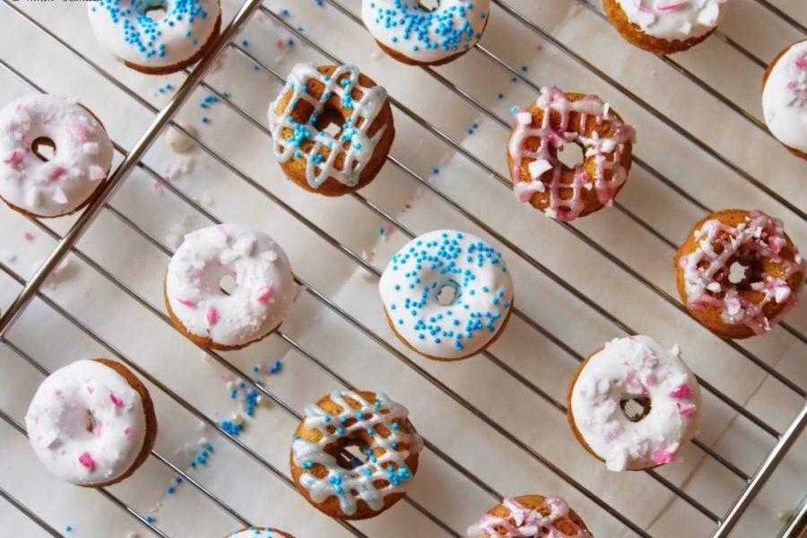 Piparkakku-donitsit