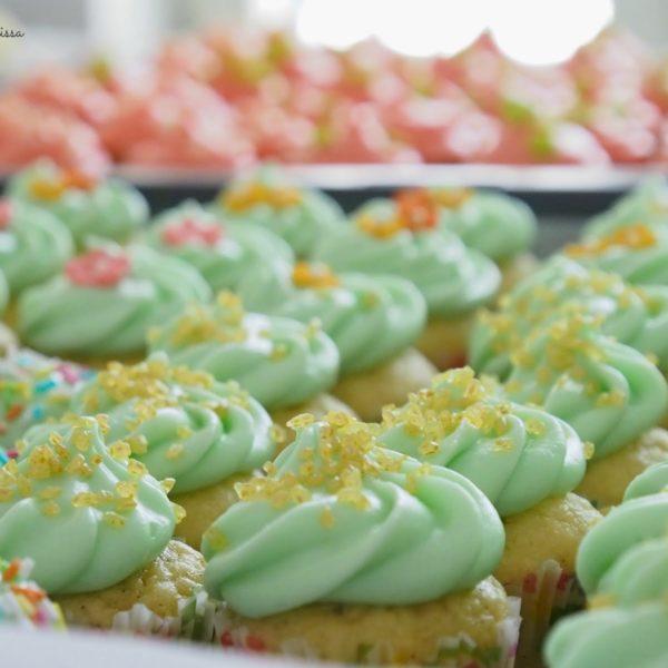 Cupcakes by Annin Uunissa (Ravintolapäivä)