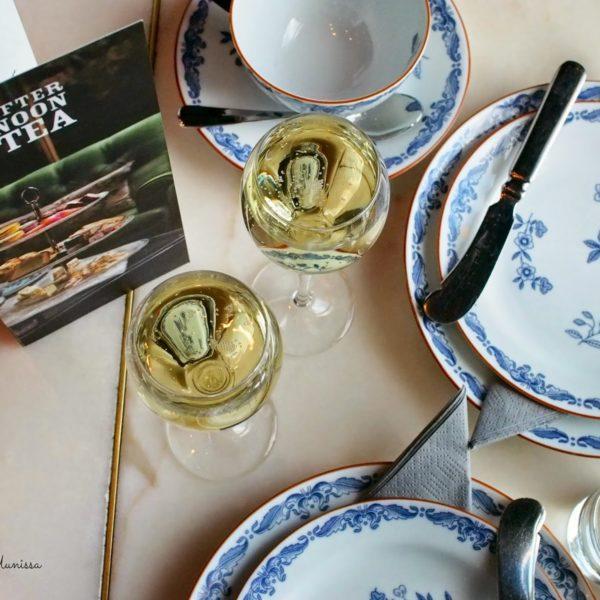 Ihastuttava Afternoon Tea Salutorgetissa