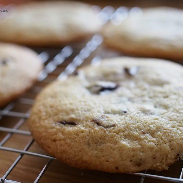 Starbucks Chocolate Chip Cookies – Parhaat Pehmeät Suklaahippukeksit