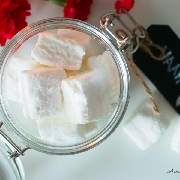 Pumpuliset Vanilja Vaahtokarkit