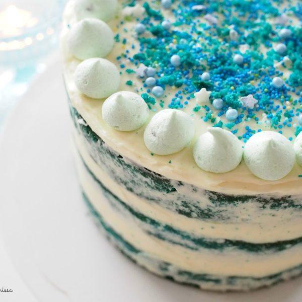 Blue Velvet Cake – Sininen Samettikakku