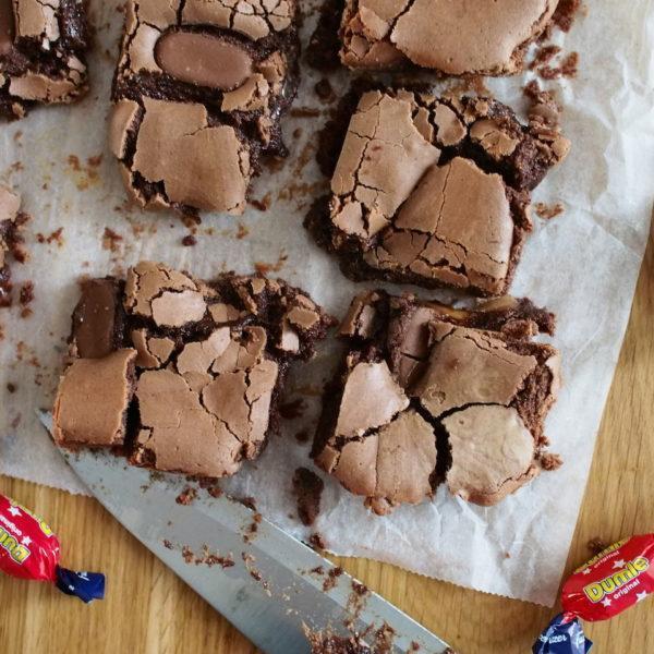 Dumle-Brownie +videoresepti
