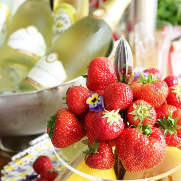Herkullinen, hedelmäinen ja kesäinen Mocktailbaari!