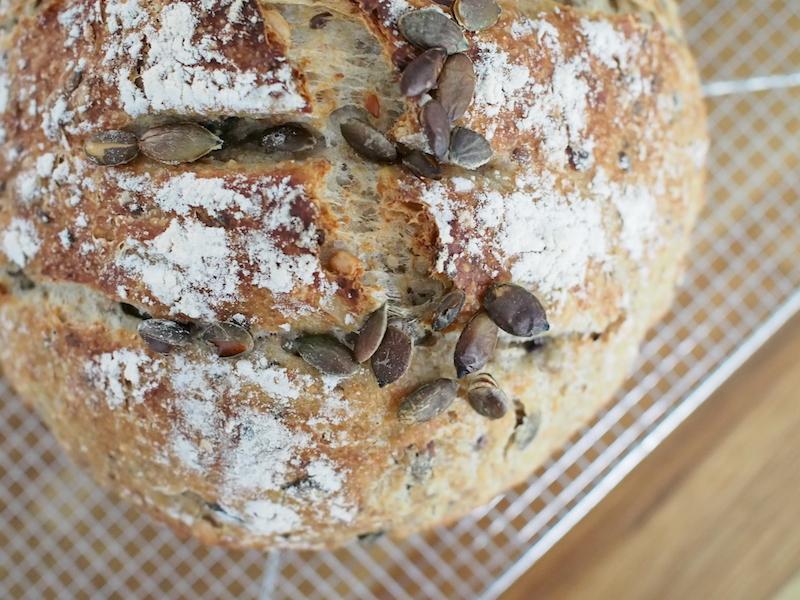 Pataleipä - parasta kotona tehtyä leipää viikonlopuksi!