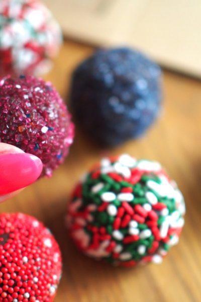 Brigadeiros – Helpot itsetehdyt makeiset!