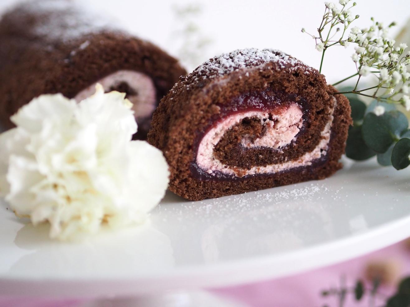 Kääretorttu Suklaa
