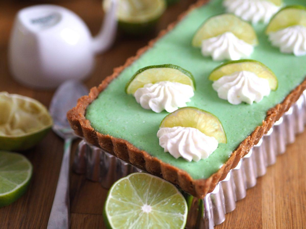 Gluteeniton Key Lime Pie