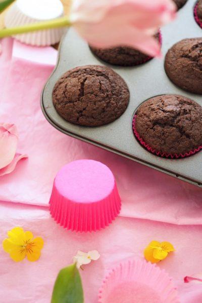 Parhaat ja pehmeimmät Suklaamuffinssit