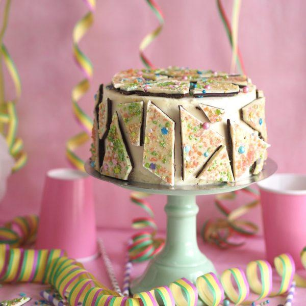 Popping Candy Cake: