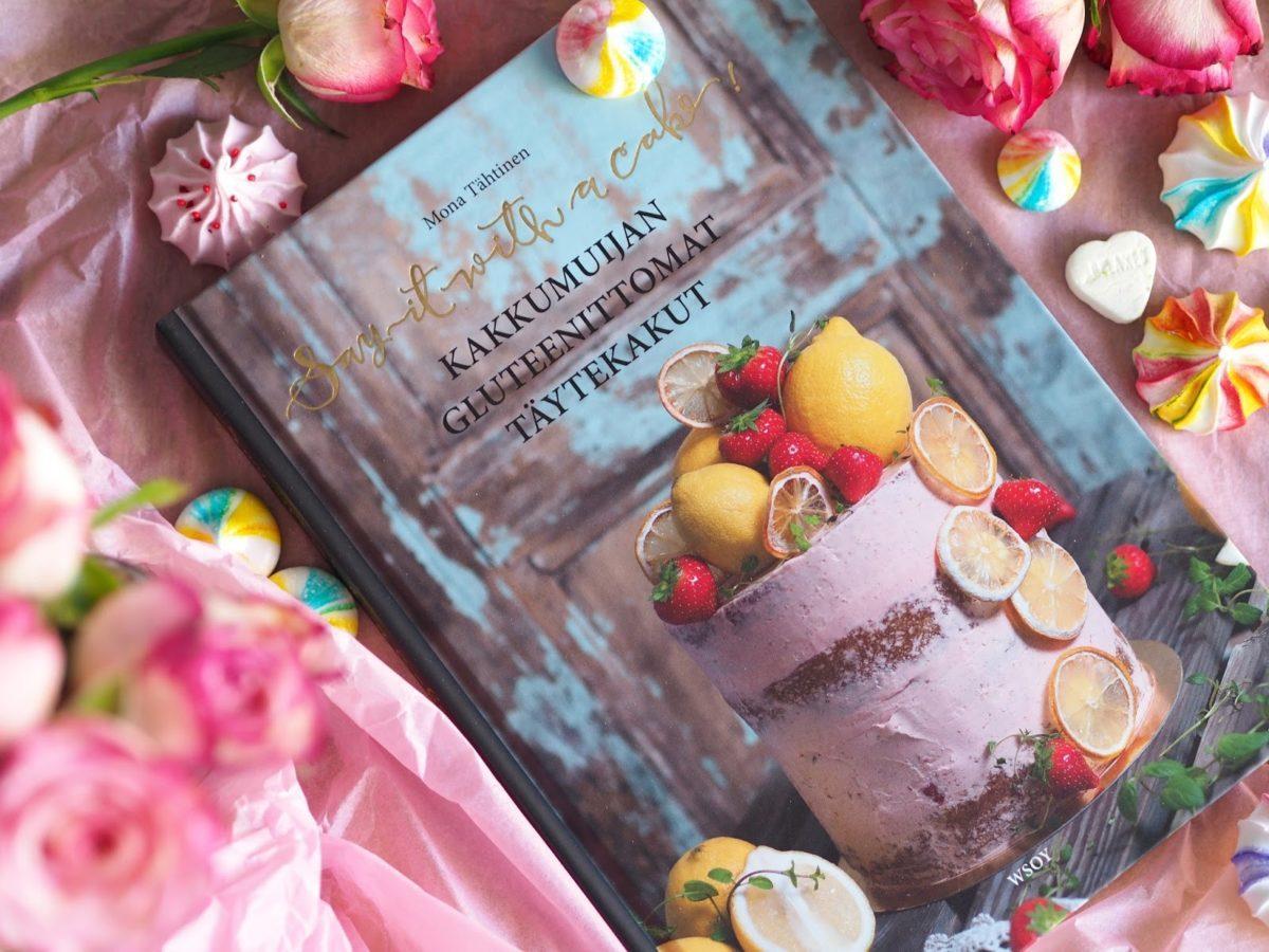 Sano se kakuin - Kirja täynnä tarinoita kakkujen kertomana!