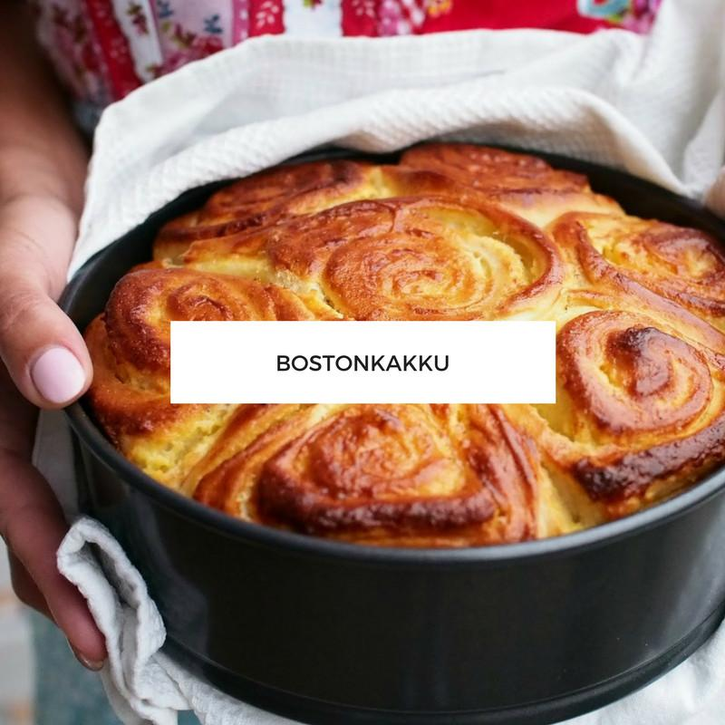 Bostonkakku