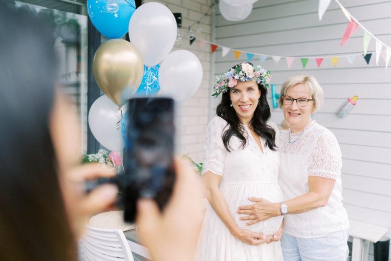 Täydelliset Vauvajuhlat - Baby Shower vinkkejä