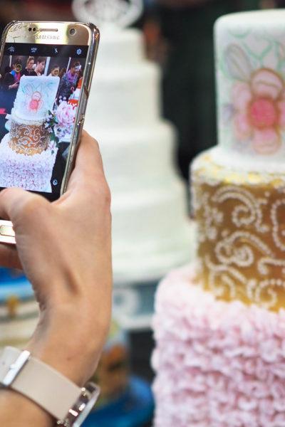 Cake International – Kakkutaidetta parhaimmillaan