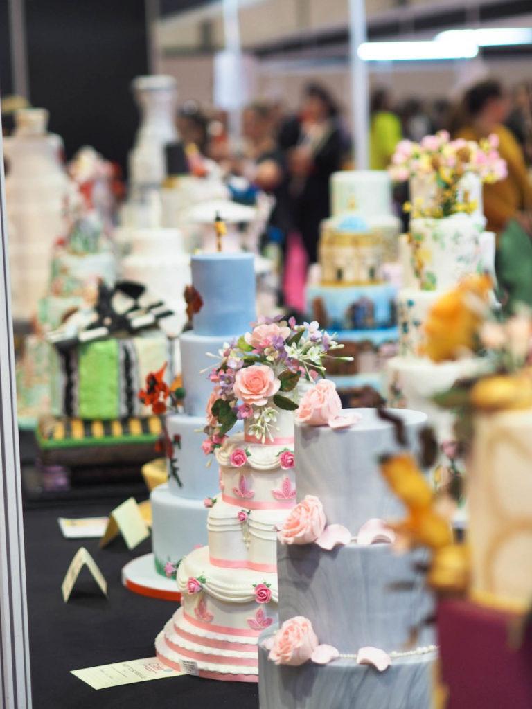 Cake International - Kakkutaidetta parhaimmillaan