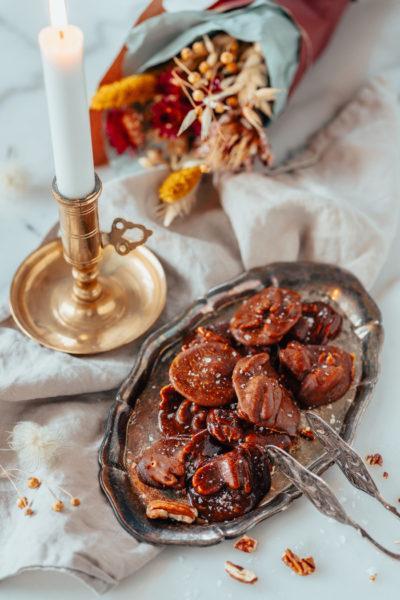 Rouskuvat Pähkinäpraliini-keksit