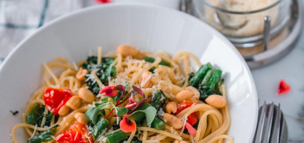 Arkiruokavinkki: Tuunattu Spaghetti Aglio e Olio
