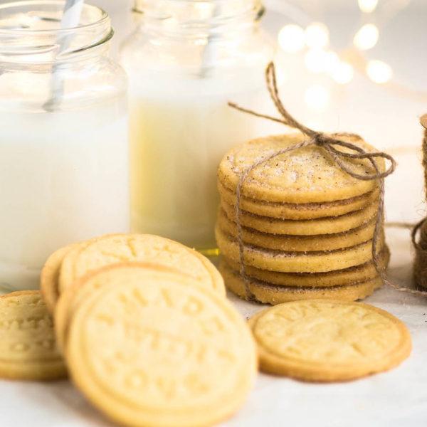Kanelisokerikeksit Snickerdoodle Cookies tyylillä