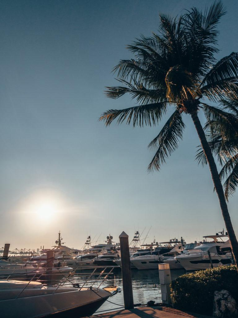 Matkamuistoja - Miami Florida