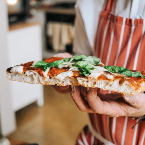 Let's Make Pizza - Kokkauskurssi Comojärvellä