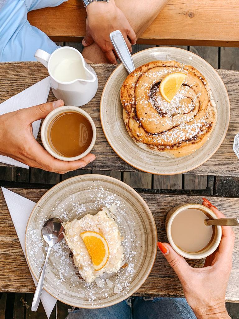 Tukholman kahvilat ja leipomot x 10