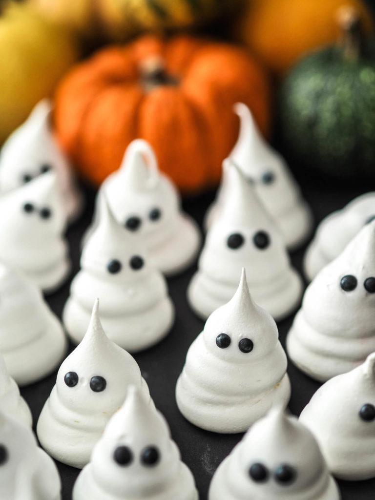 10 x Halloweenreseptiä