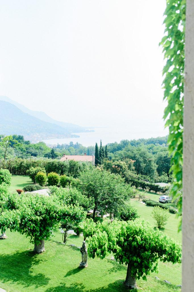 Täydellinen Hääaamu Italiassa