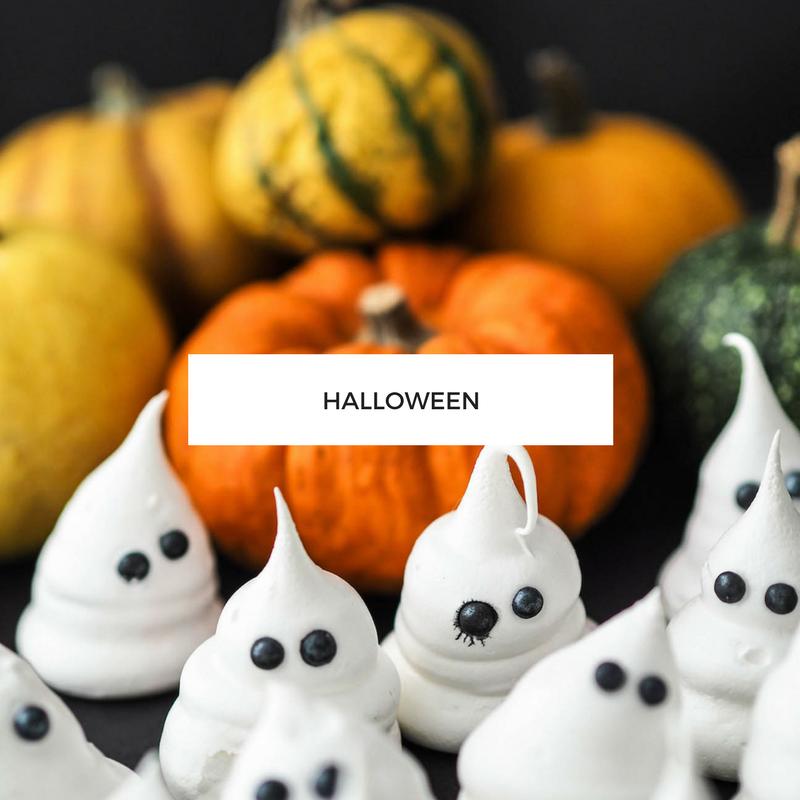 Halloween Annin Uunissa