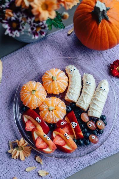 Halloween herkut taaperolle (1-vuotta +)