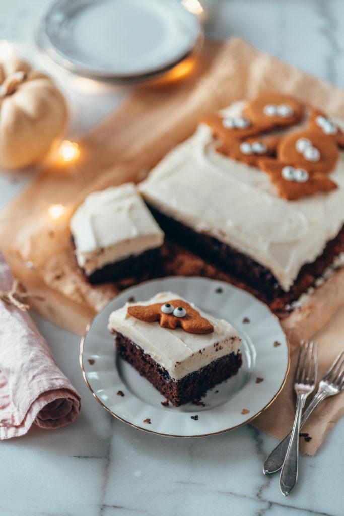 Kuorrutettu Suklaa-Punajuurikakku