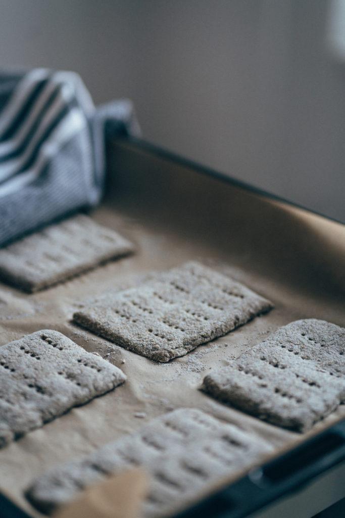 Helpot ruisleivät eli ruispalat kotona