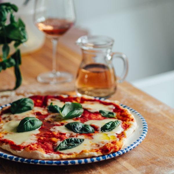 Täydellinen Italialainen Pizza