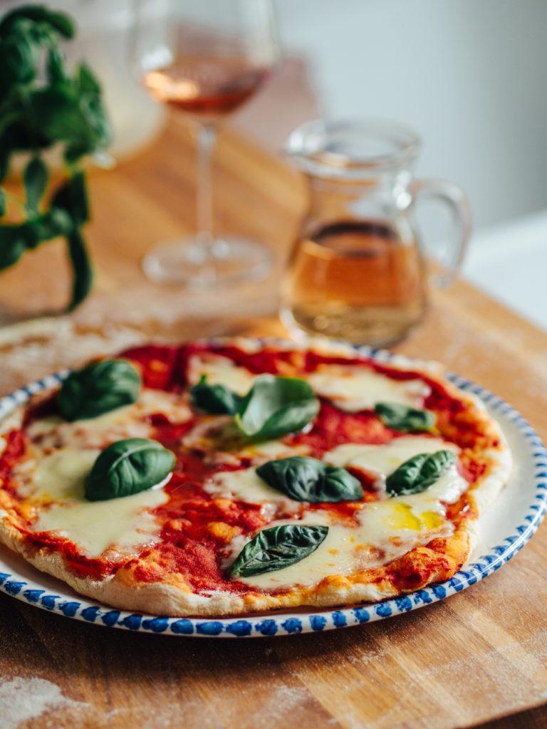 Pizza Ohjeita
