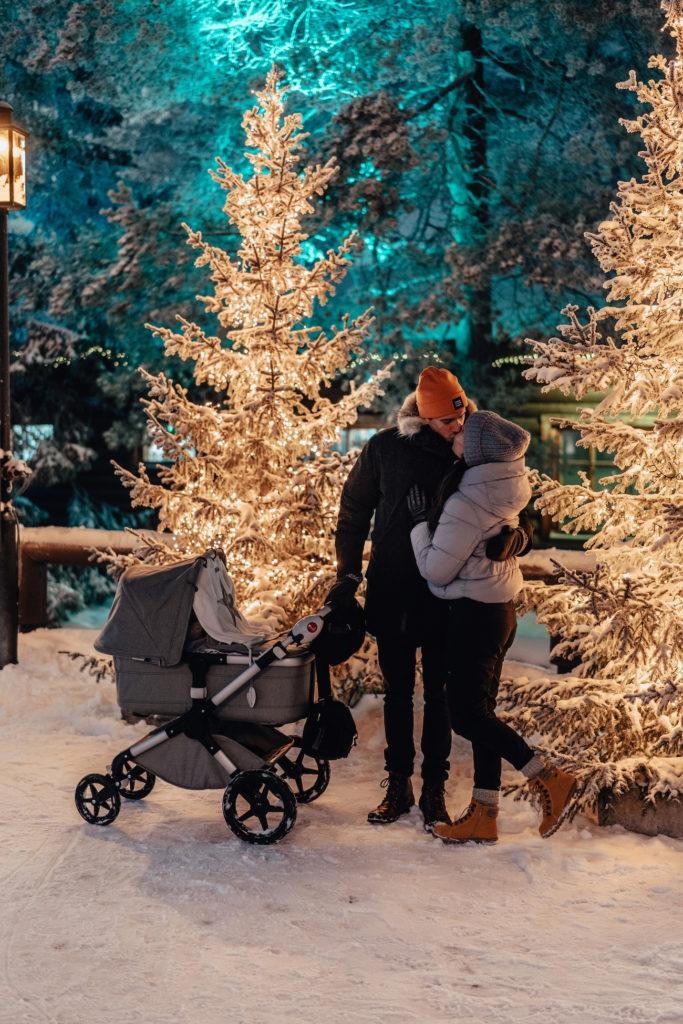 Matka Joulumaahan - Joulupukin Pajakylä