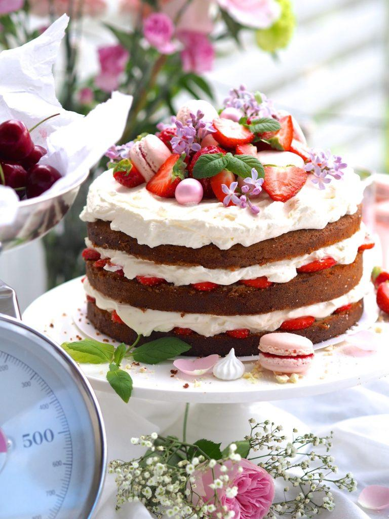 Juhannuksen herkulliset kakut!