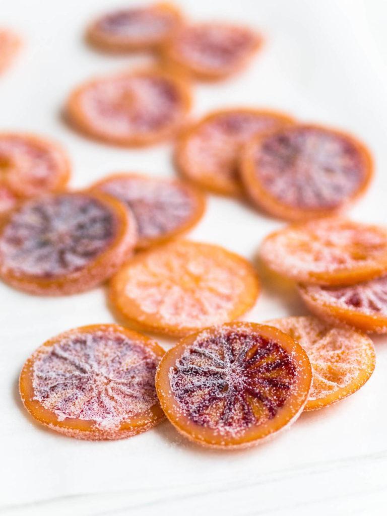 Kandeeratut Appelsiinit