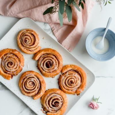 Helpoimmat Kanelipullat – Cinnamon Swirls