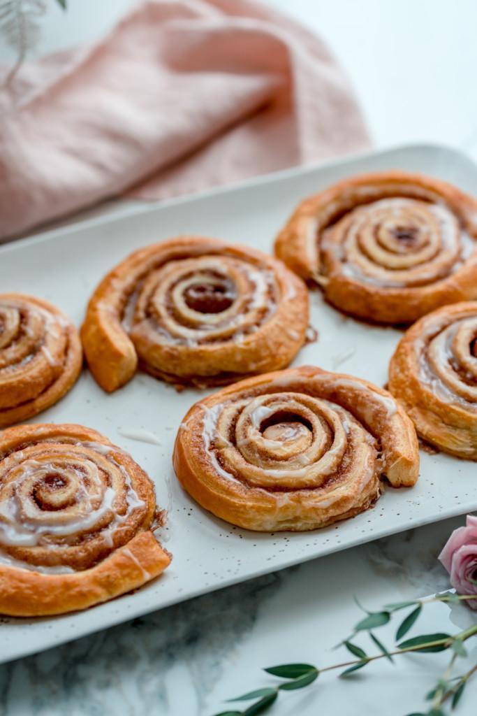 Helpoimmat Kanelipullat - Cinnamon Swirls