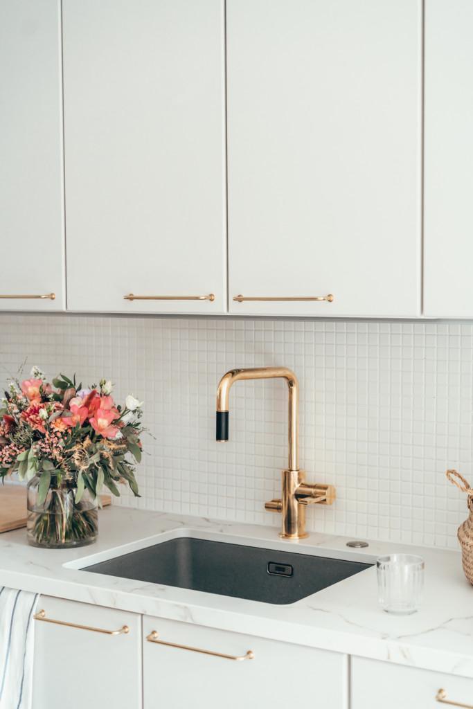 Uuden keittiöhanan valinta
