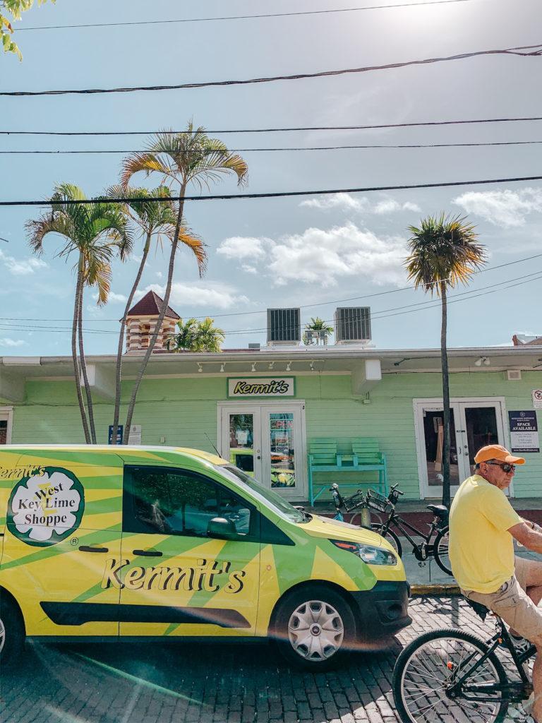 Key West - 4 x Key Lime Pie