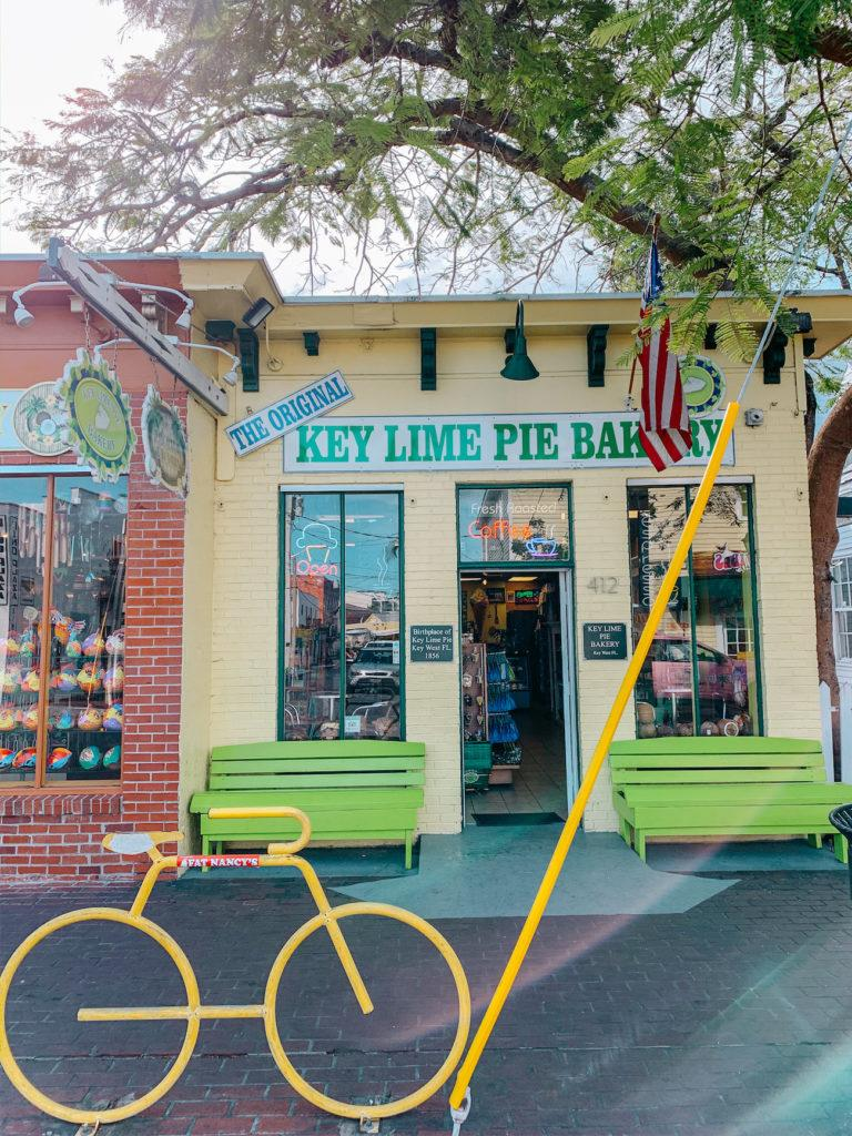 Key West - 4 x Key Lime Pie