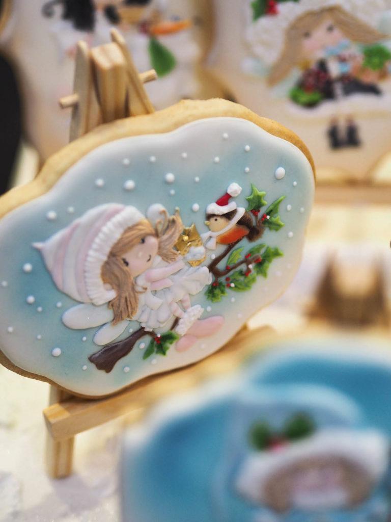 Koristeluideoita Joulukakkuihin Englannista