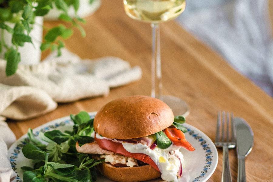 Arkiruokavinkki: Kreikkalainen Burgeri