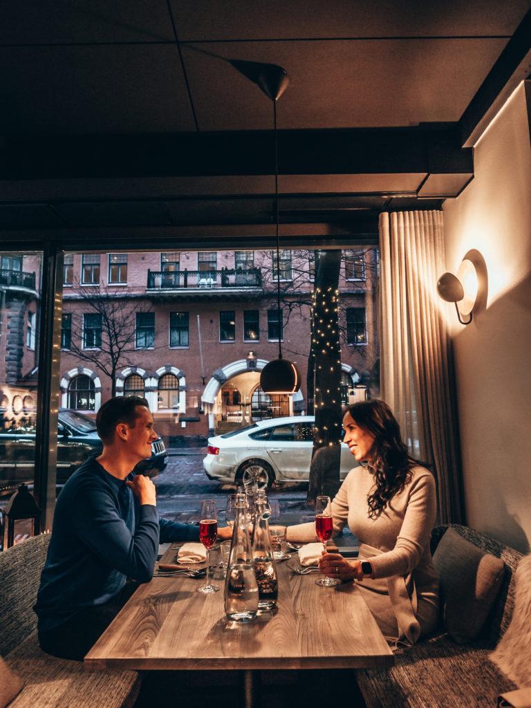 Lapland Hotels Bulevardi - Kultá Kitchen & Bar