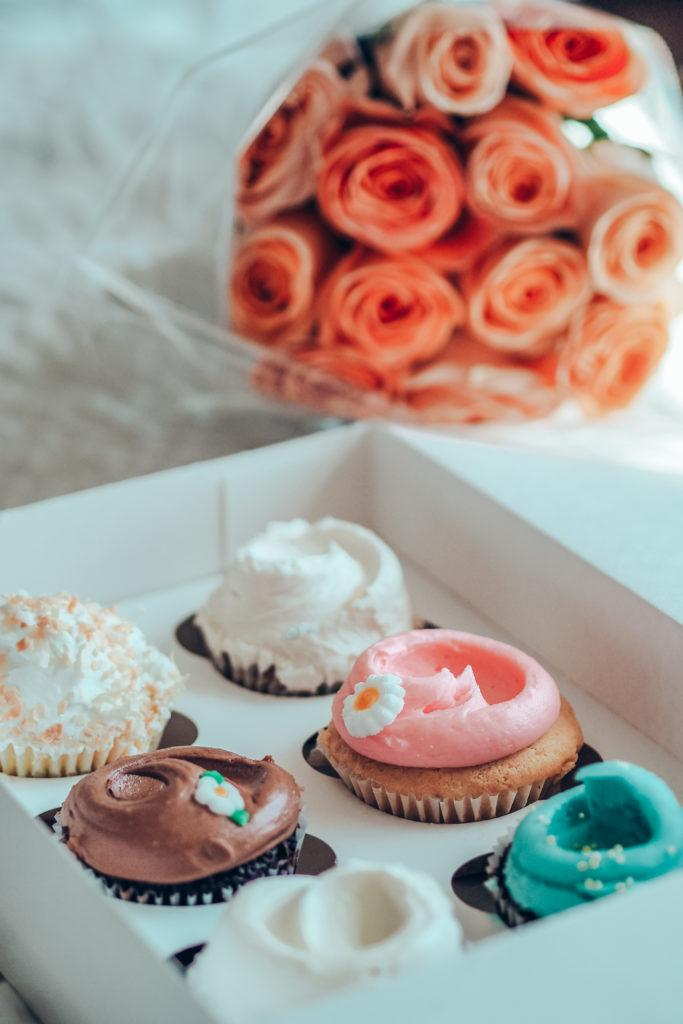 NYC Bucket List - Magnolia Bakery