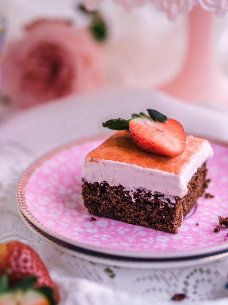 Gluteenittomat Mansikka-Suklaaleivokset