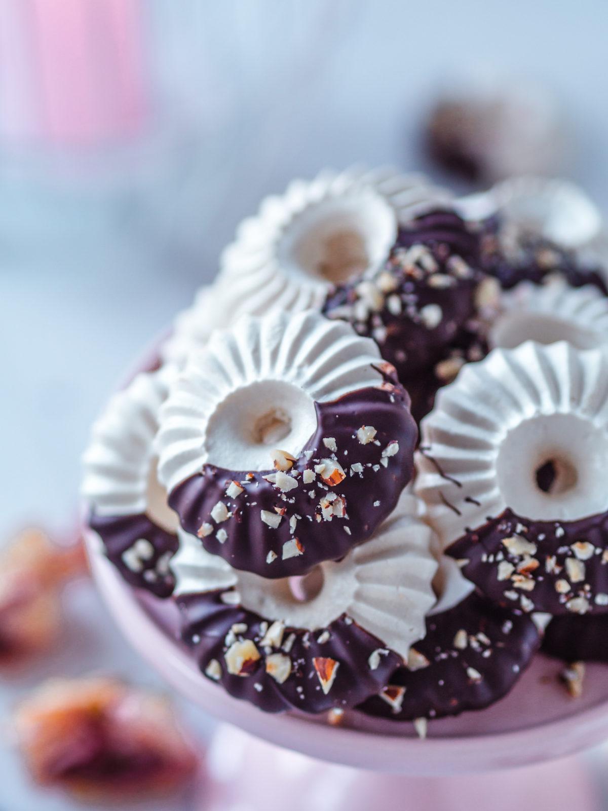 Suklaiset Mokkamarengit