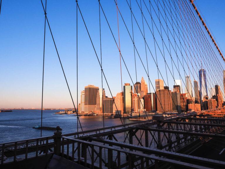 Brooklyn Bridge NYC - Täydellisen päivän aloitus