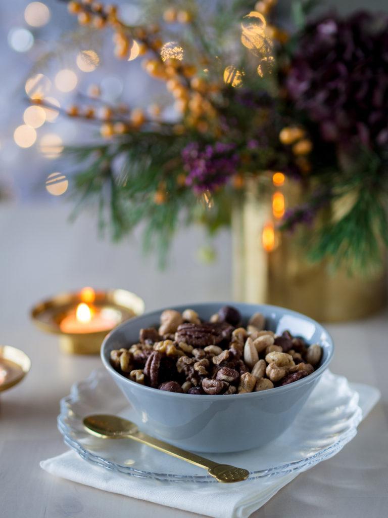 Paahdetut Suolapähkinät